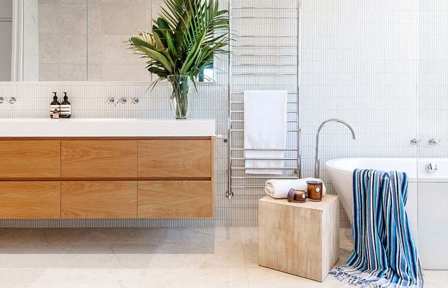 Alexandra Buchanan Architecture North Warrandyte bathroom