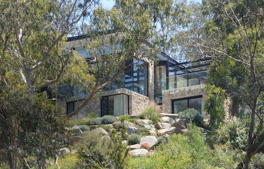 Alexandra Buchanan Architecture North Warrandyte exterior