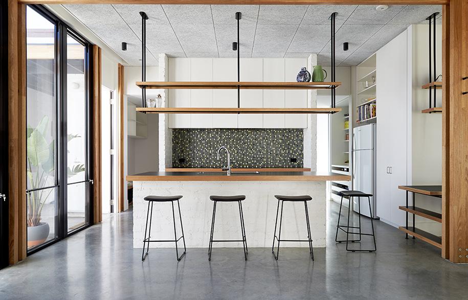 Ballantyne Foomann Architects kitchen