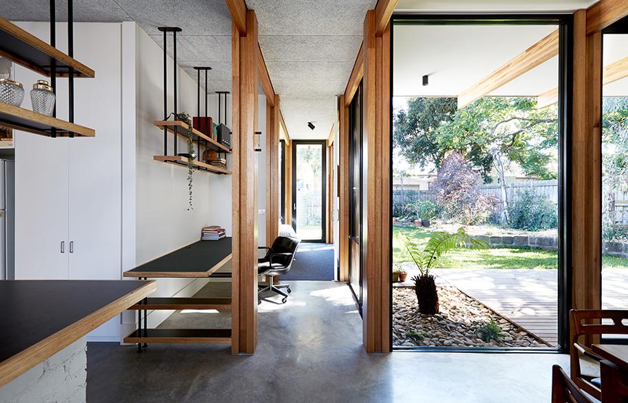Ballantyne Foomann Architects study