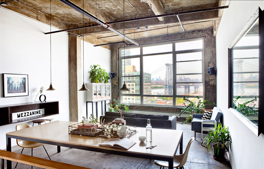 Behomm-IMAGE-1 - New York, US (Creative Director) Home designed by Ksenya Samarskaya