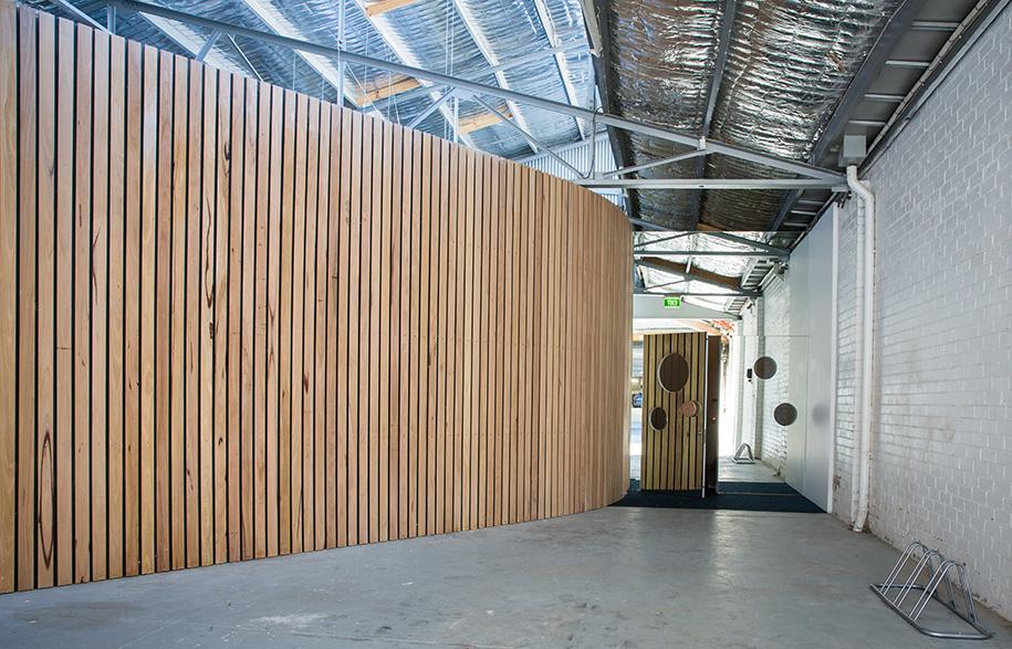 Beyond Rest Collingwood warehouse