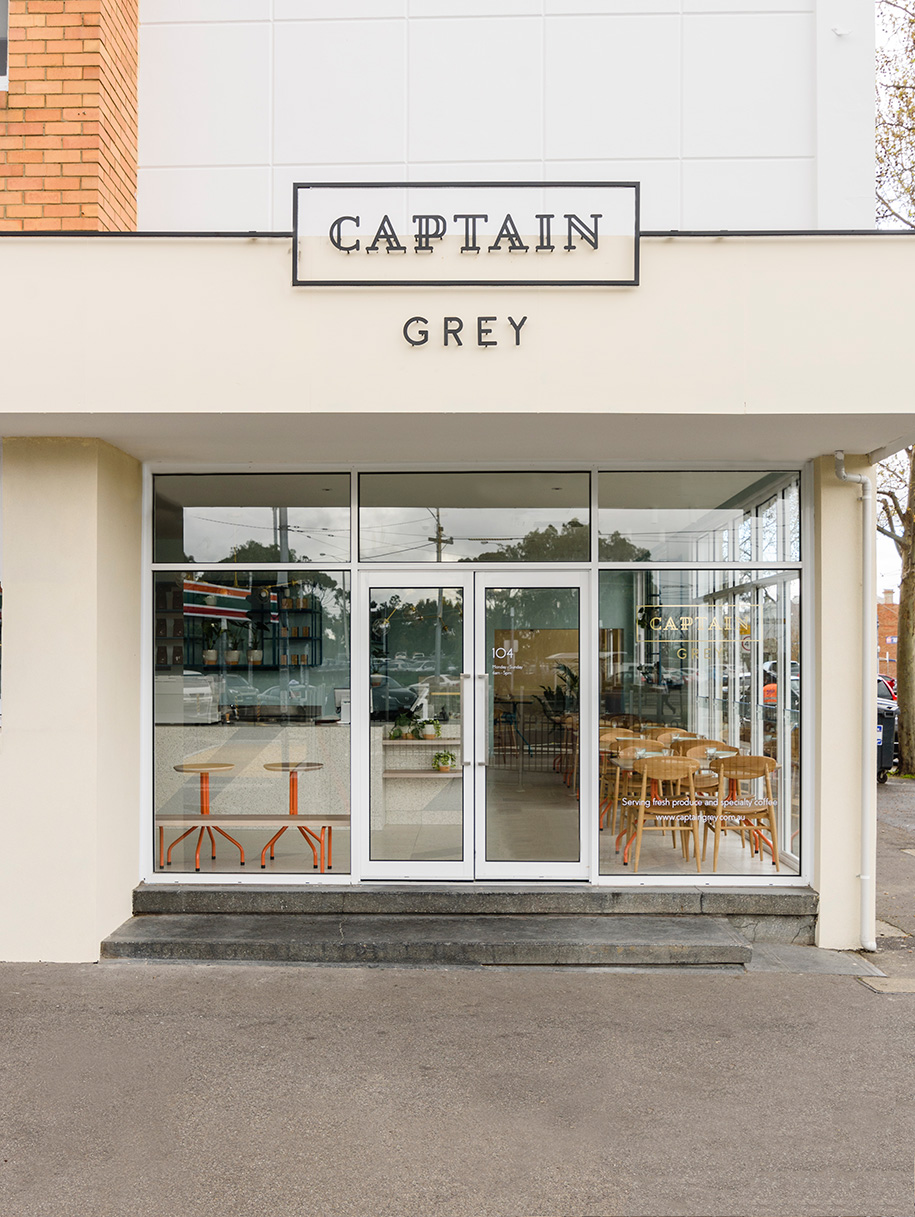 Captian Grey Habitus Living | Habitus Living