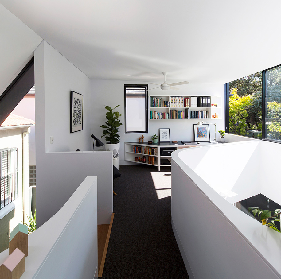Unfurled House | Christopher Polly | Habitus Living