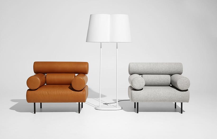 DesignByThem cabin range armchair
