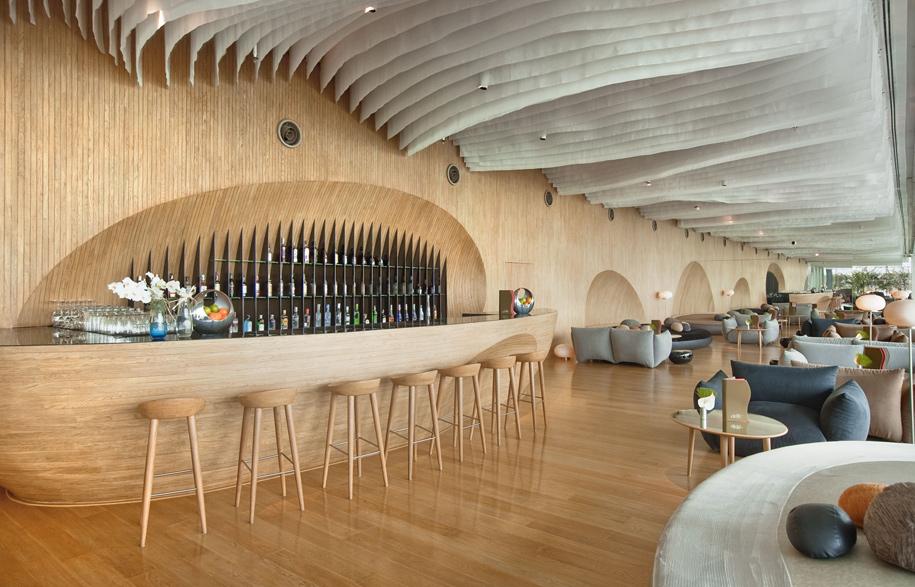Drift Lounge Hilton Pattaya Habitusliving.com
