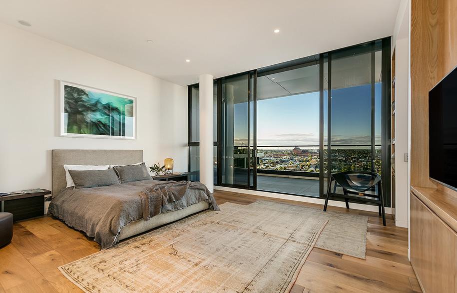 Jaques Richmond bedroom