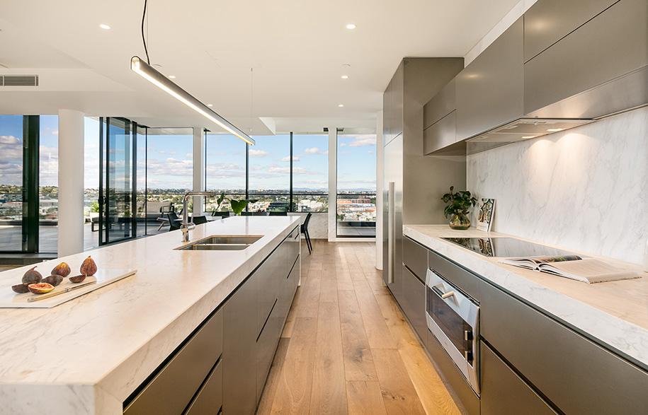 Jaques Richmond kitchen