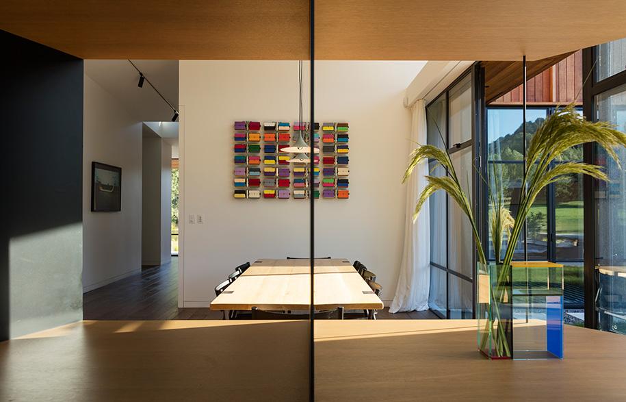 Glamuzina Architects Matakana dining