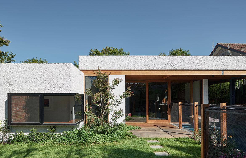 Glen Iris House Pleysier Perskins exterior