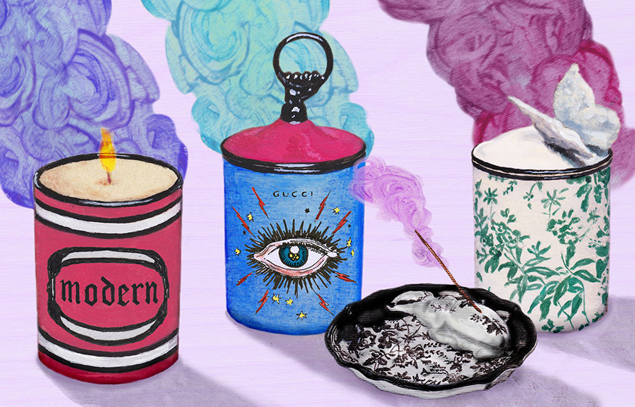 Gucci Decor scent