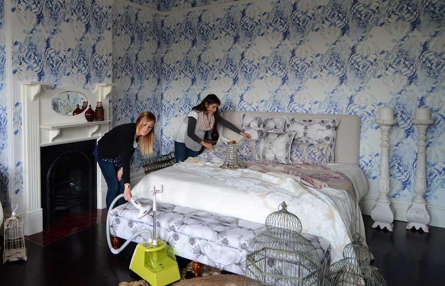 Karei Soehardi, Ella and Sofia - Habitus Living