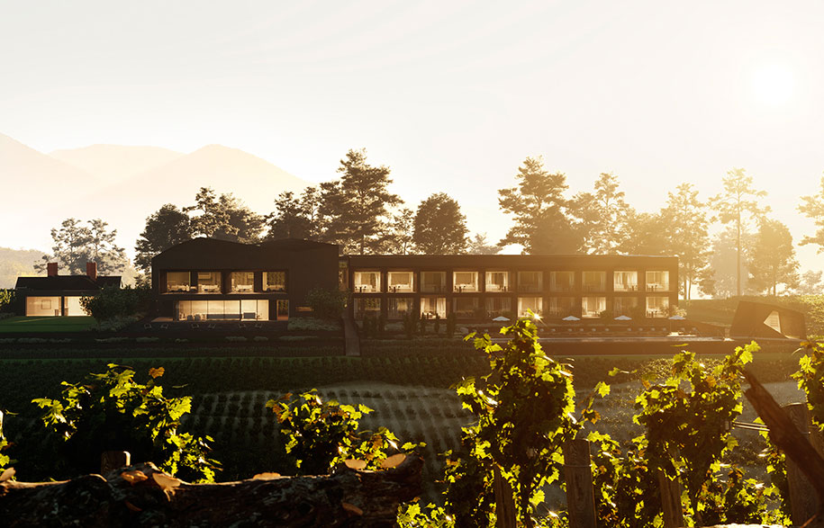Jackalope mornington peninsula exterior