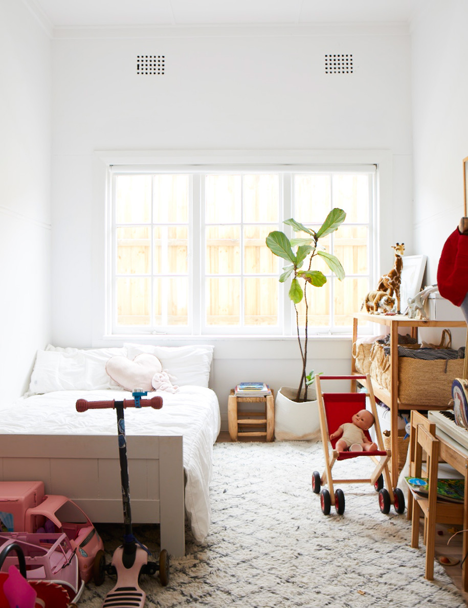 Kelvin Ho kid's room