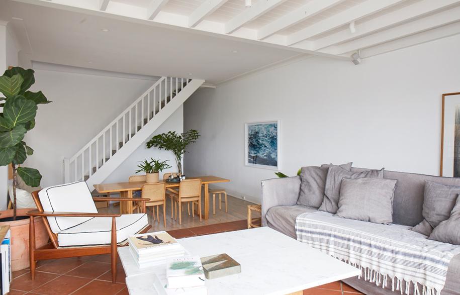 Kelvin Ho living room