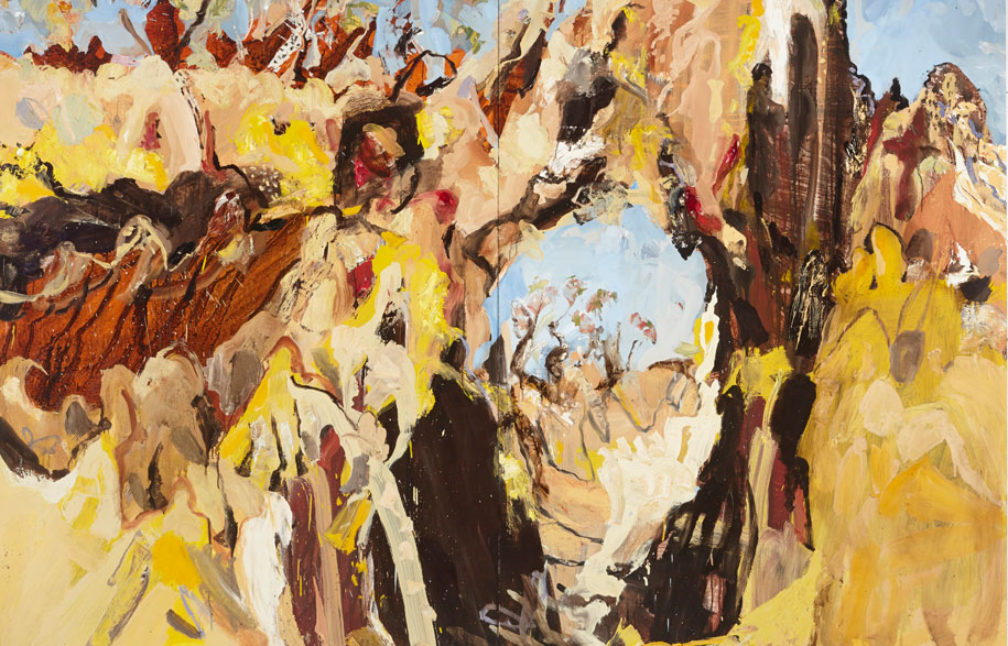 Hill End Ben Quilty - Habitus Living
