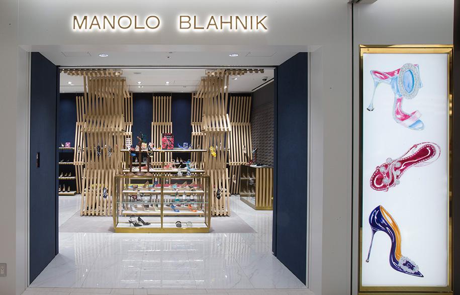 Manolo Blahnik Ginza Six | Habitus Living
