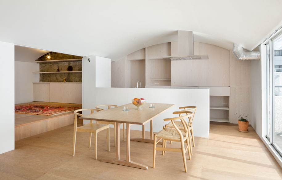Redesigning for Communal Living - Masatoshi Hirai Architects Atelier | Habitus Living