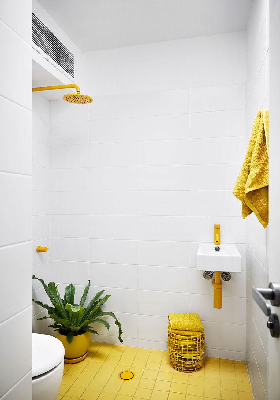 Mental Health House bathroom