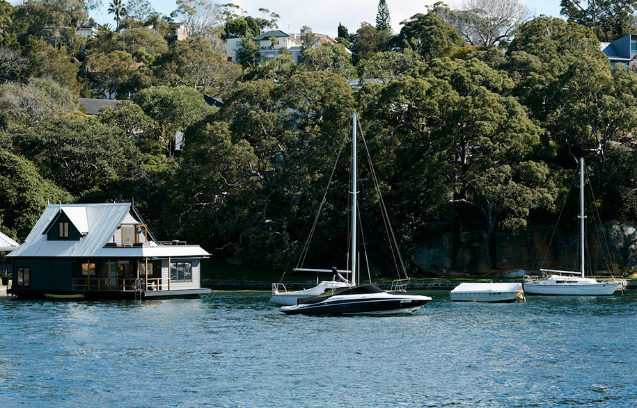 Mosman Houseboat | Habitus Living