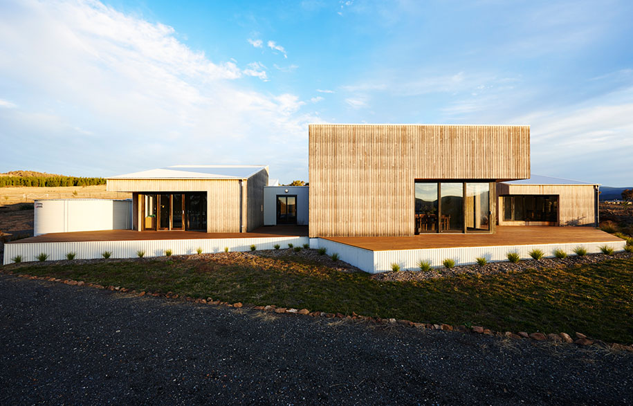 Kuhnellco Architecture - Archer Family Residence   Habitus Living