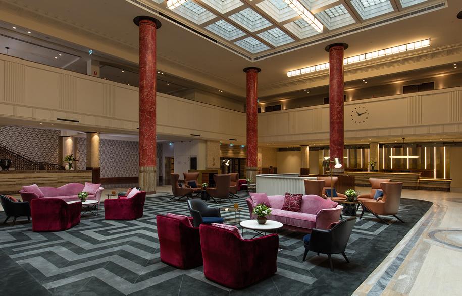 Primus Hotel Sydney - Habitus Living