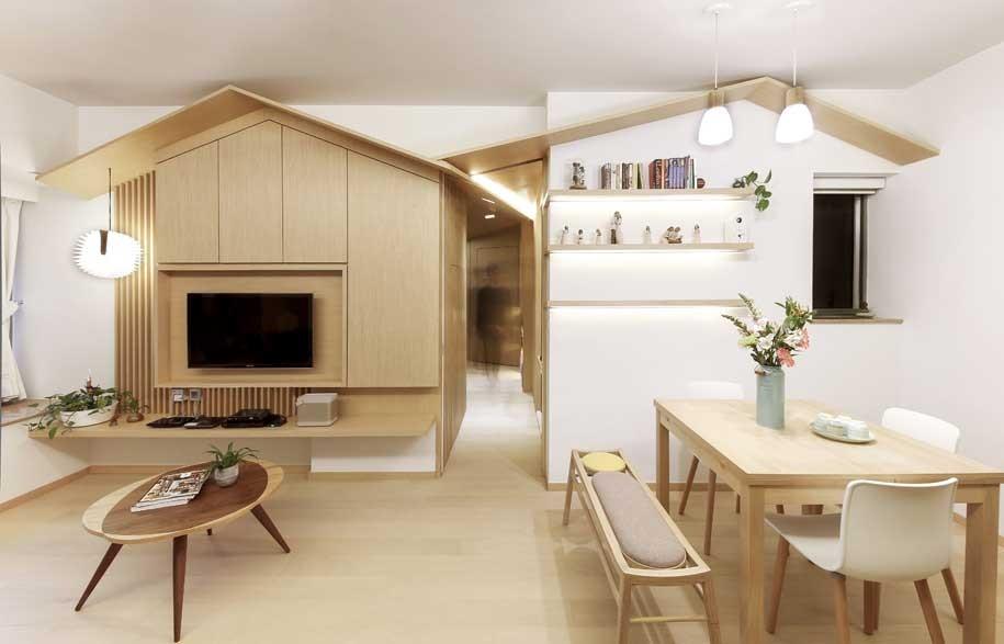 Wall Design Studio's Library House   Habitus Living