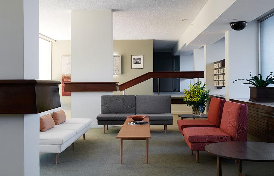 Robyn Boyd KFive sofa armchair