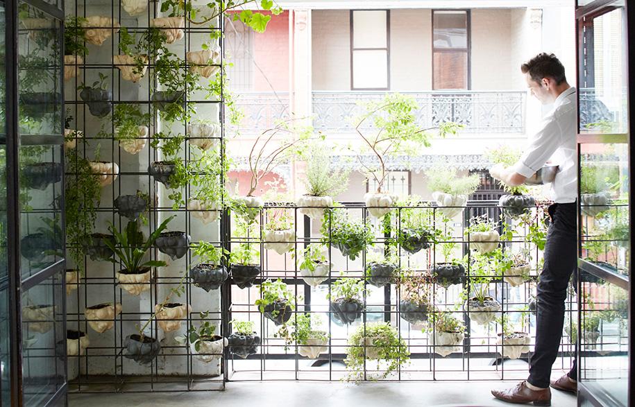 Ryan L Foote vertical garden