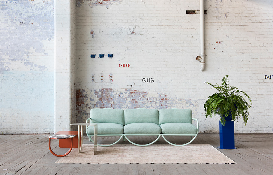 SBW Halo sofa