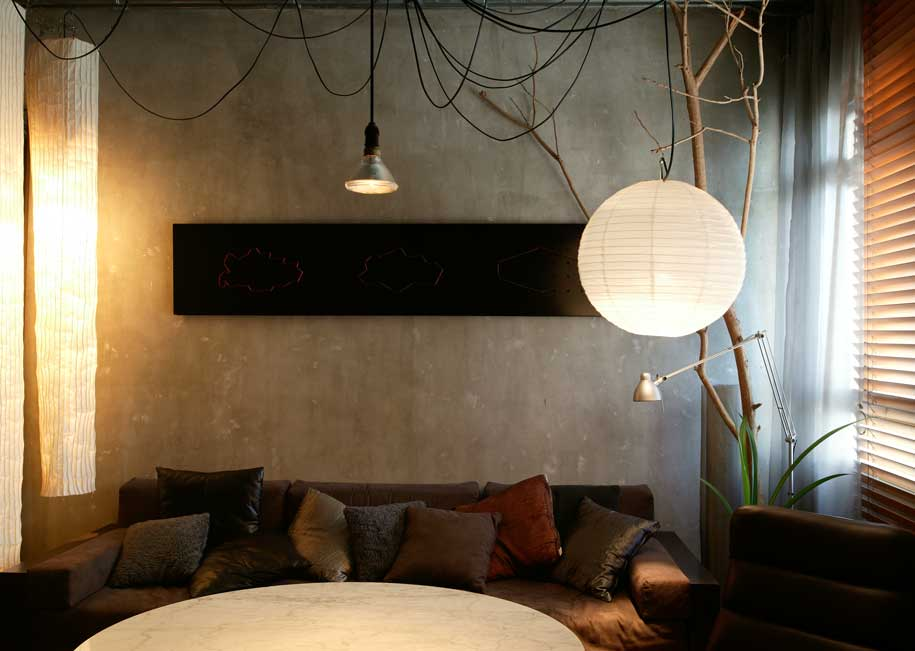 SEAH apartment by Ministry of Design on Habitus Living