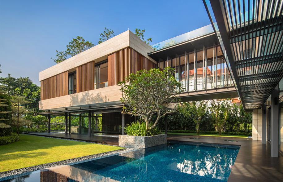 Secret Garden House - Wallflower Architecture + Design | Habitus Living