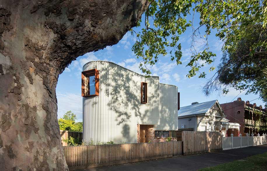 Tanden Design Studio street exterior