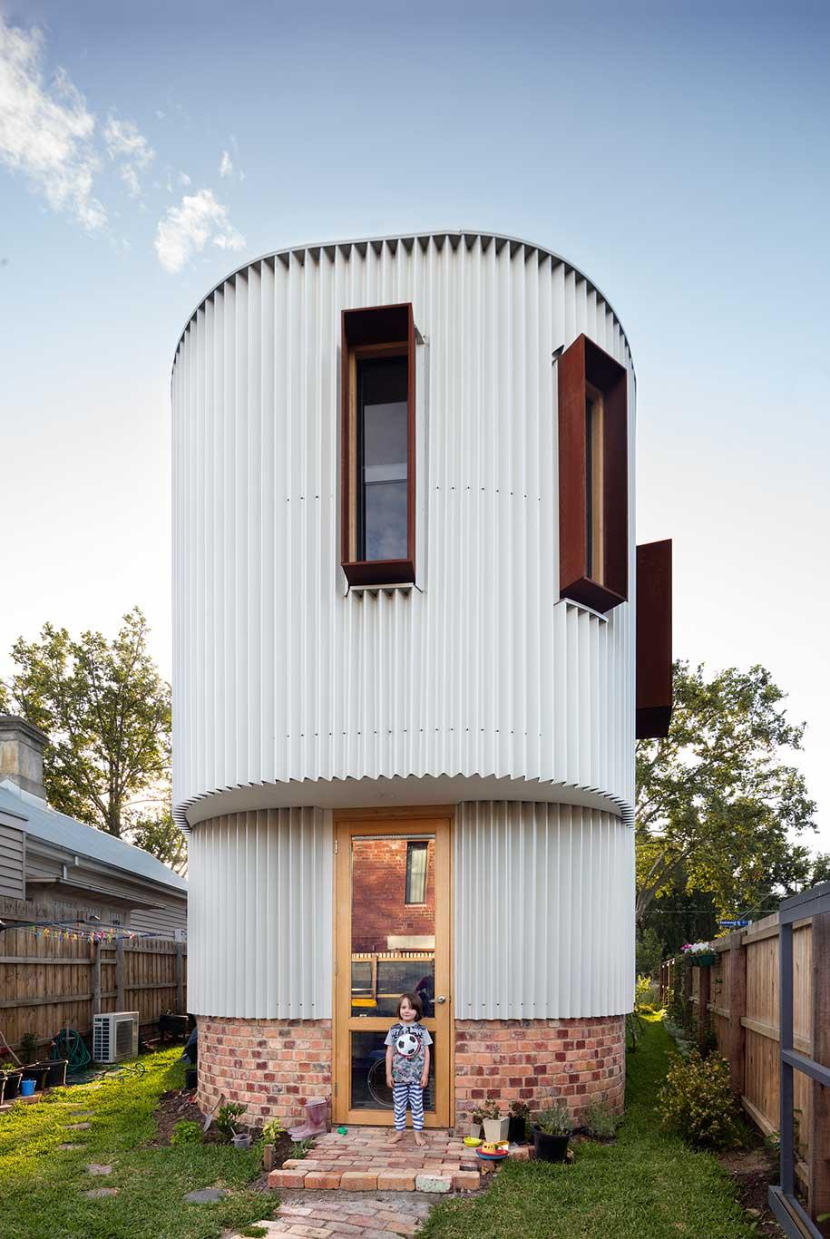 Tanden Design Studio street front