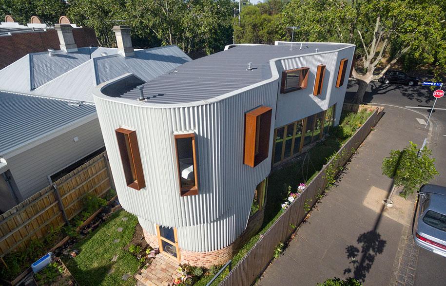 Tanden Design Studio aerial