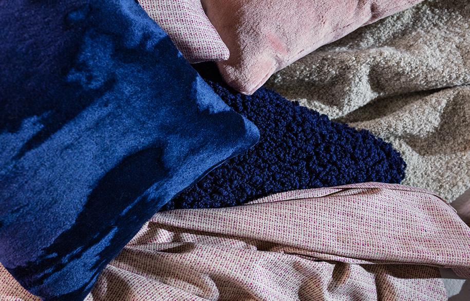 Textile-Close-up---Soft,-Fleck,-Boucle