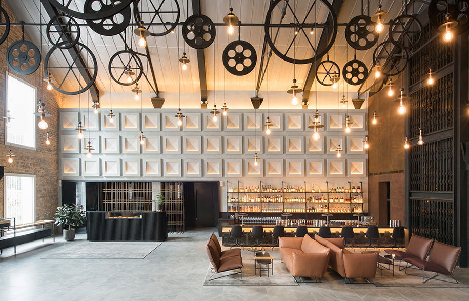 The Warehouse Hotel | Habitus Living