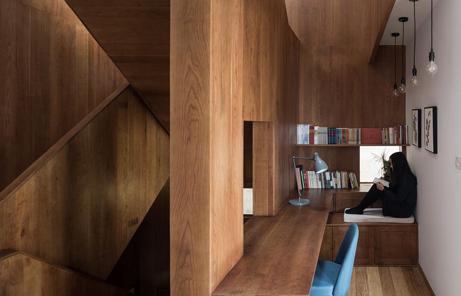 Vector Architects Captains House study