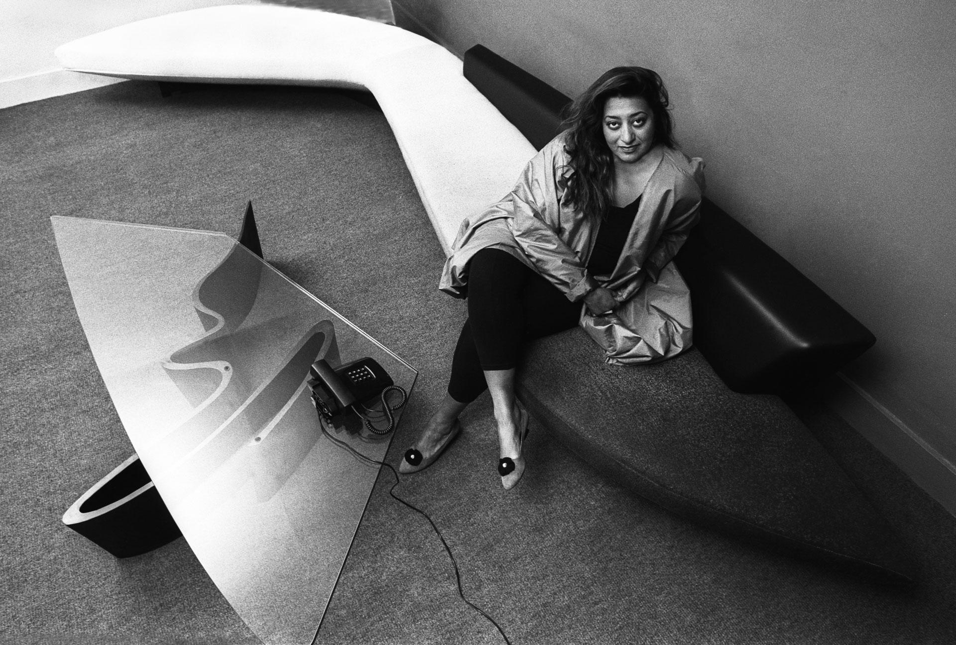 Zaha Hadid | Habitus Living