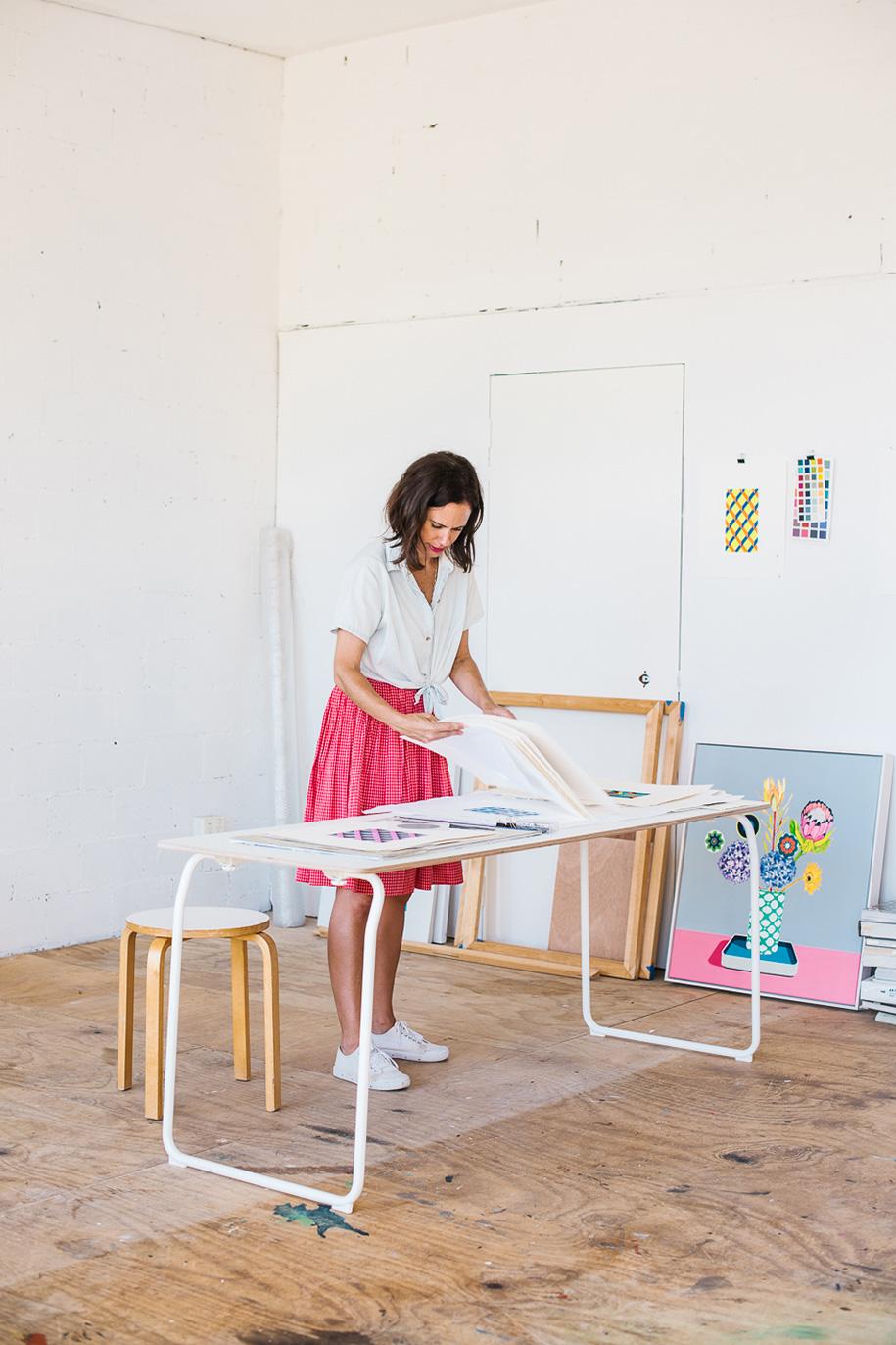 Claudia Damichi studio