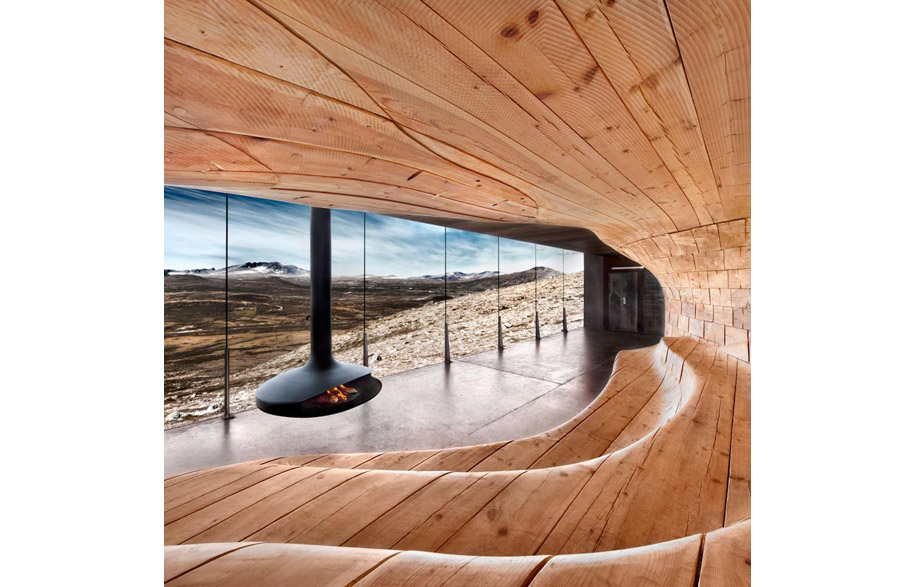 fireplace 5 ways to hibernate like a Design Hunter habitusliving