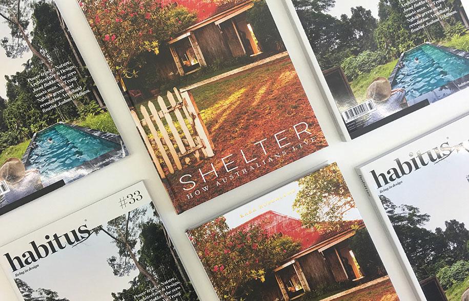 Kara-Rosenlund - Shelter - Habitus | Habitus Living