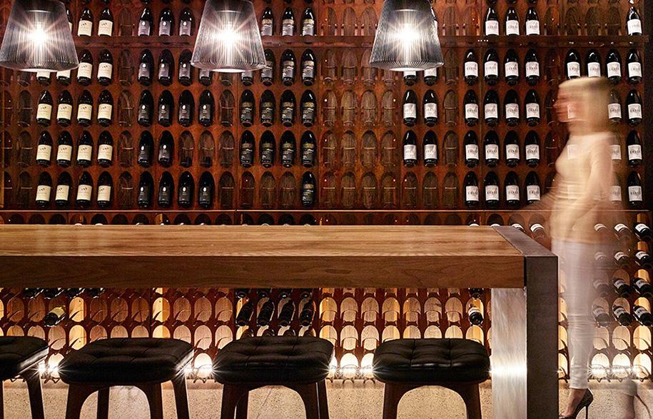 Libreria del Vino - Wine Library | Habitus Living